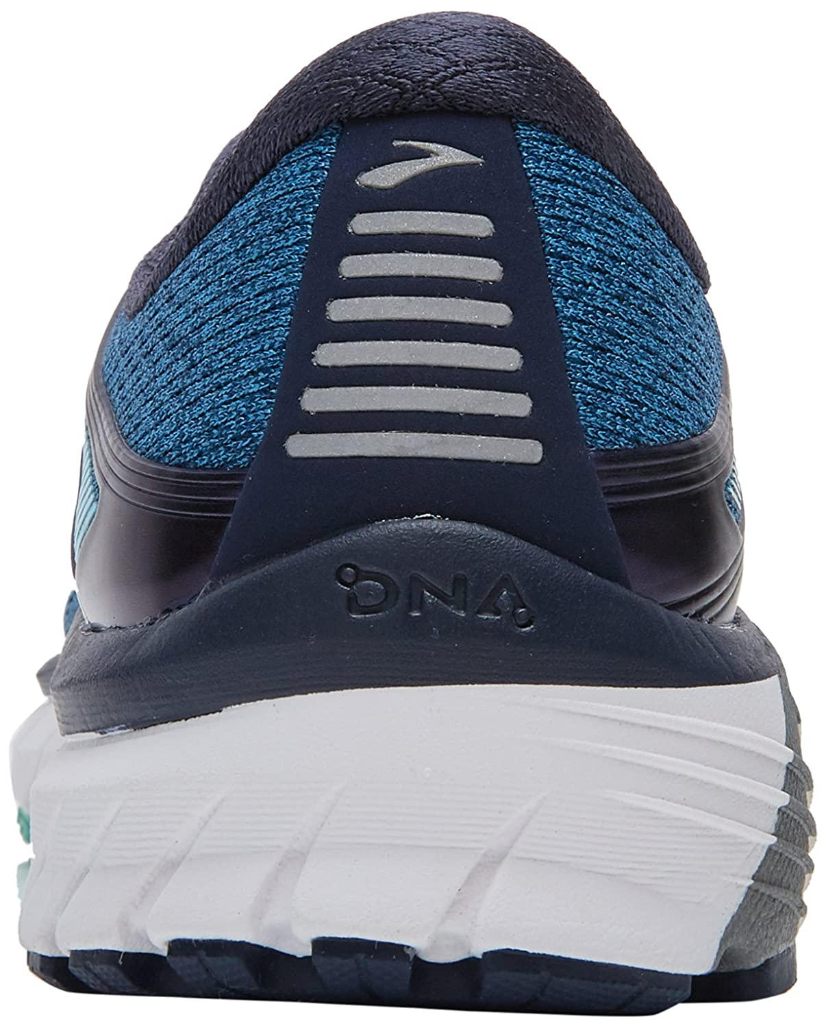 Brooks Womens Adrenaline GTS 18 B071NSPDZY 7.5 EE US|Navy/Teal/Mint