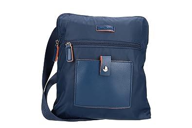b62d08f603904 Umgehängt herren RENATO BALESTRA blau Taschen Kleine platt mehrfach VF134