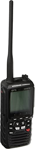 6W Floating Handheld Portable VHF with Internal GPS with Antenna [Standart Horizon] detail review