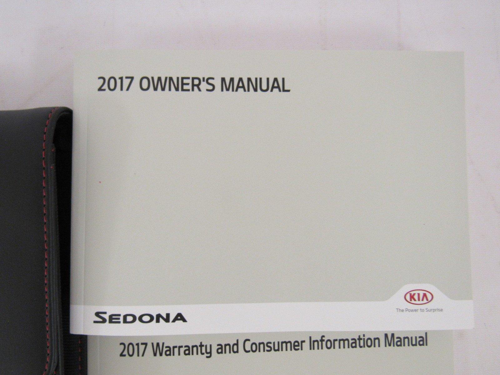 2017 kia sedona owners manual guide book kia amazon com books rh amazon com kia sedona owners manual 2016 kia sedona owners manual 2015