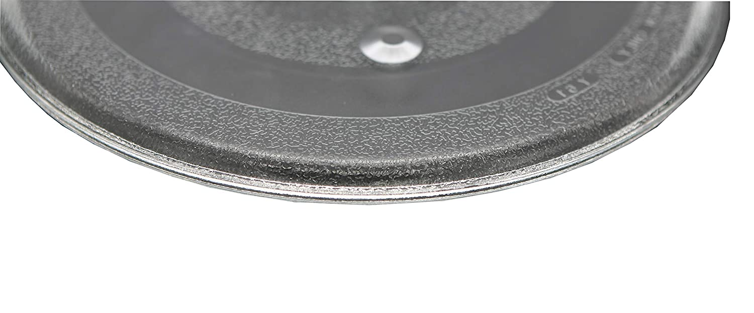 OEM Enterpark Replacement Microwave Glass Turntable Plate//Tray 12 3//8 in P34 for Emerson