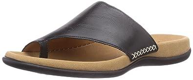 Gabor Shoes 03.700.27, Damen Clogs & Pantoletten, schwarz, EU 36