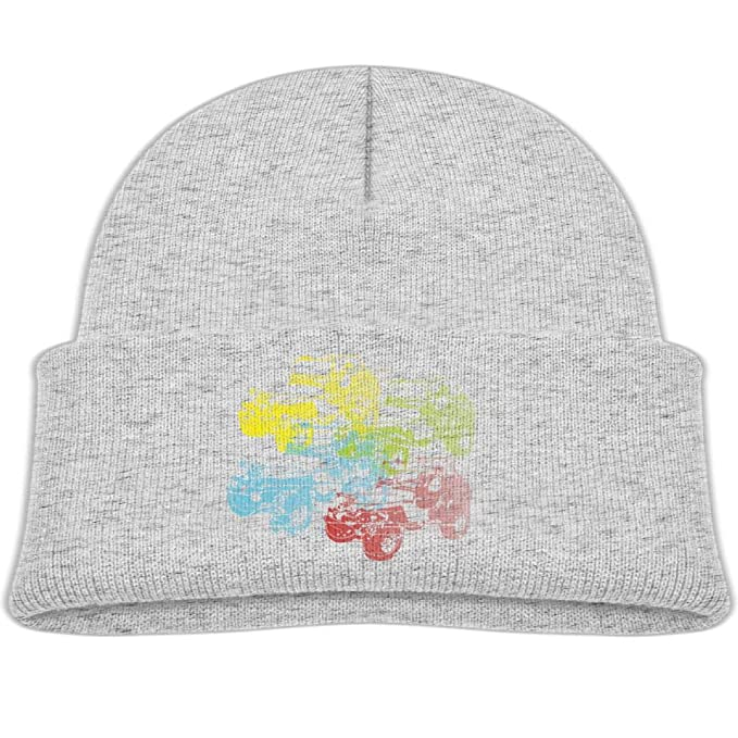 Amazon.com  Colorful Jeep Beanie Cap Baby Girls  Clothing 4ace0cd34bff