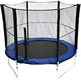 Rbwtoys Trampoline 8FT With Safety Net - 8 feet, 244 cm - Diameter