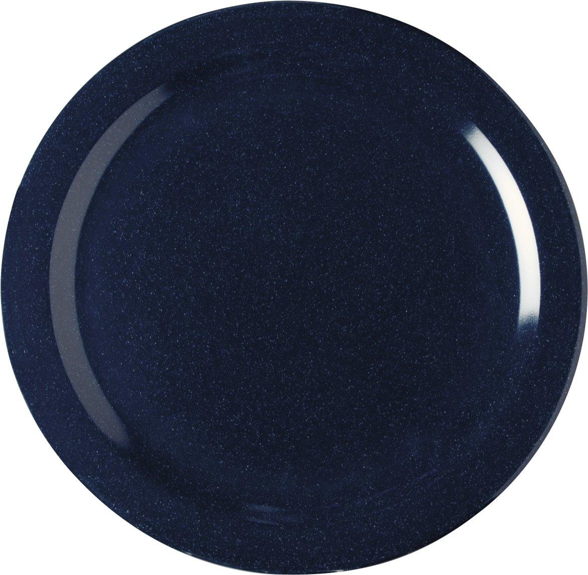 Carlisle 4350035 Dallas Ware Melamine Dinner Plate, 10.20'' Dia. x 0.84'' H, Cafe Blue (Case of 48) by Carlisle (Image #9)