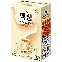 Maxim White Gold coffee mix 100 pieces
