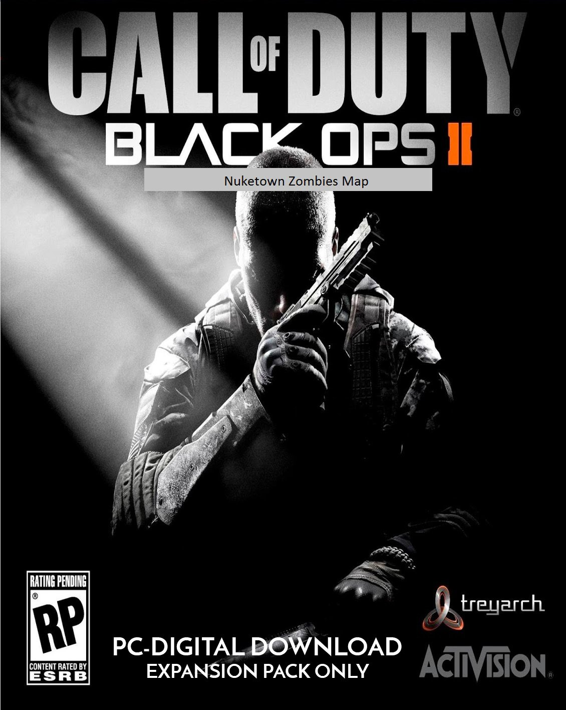 Buy Call Of Duty Black Ops Ii Nuketown Zombies Map Dlc Digital Code Only Pc Game Online At Low Prices In India Activision Video Games Amazon In