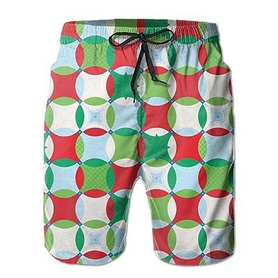 Men/'s Swim Trunks Beach Board Swimwear Shorts Artistic Lion Swimming Short Pants Quick Dry Water Shorts Mesh Lining