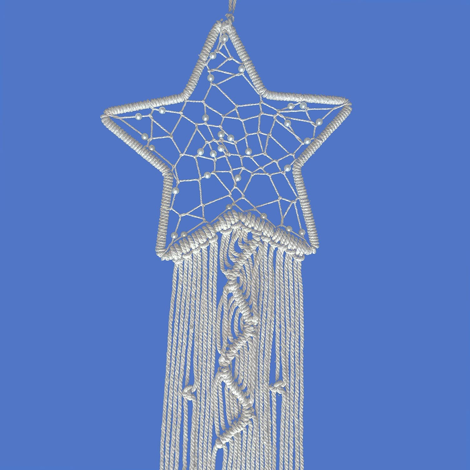 Samhita Star Dreamcatcher Home Décor Gifts for Girls,Gifts for mom for Kids,Wall Decor,Wall Decorations for Bedroom