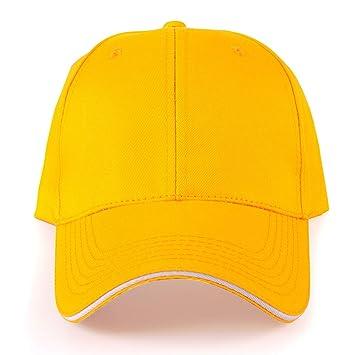 HEXUAN Publicidad Publicidad promocion Sombrero Sombrero de los Hombres y Mujeres de algodón Gorra sombrilla Sombrero