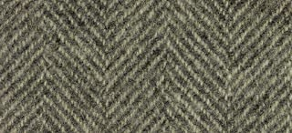 """product image for Weeks Dye Works Wool Fat Quarter Herringbone Fabric, 16"""" by 26"""", Parchment"""