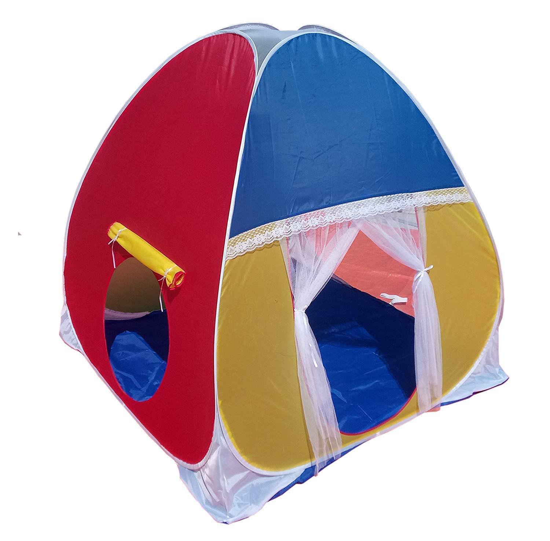 Toyshine Foldable Kids Igloo Children's Pop Up Play Tent