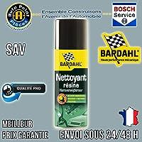 BARDHAL 2004440Limpieza Resina Spray, 200ml