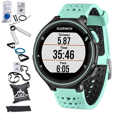 Garmin Forerunner 235 GPS reloj deportivo con monitor de ritmo ...