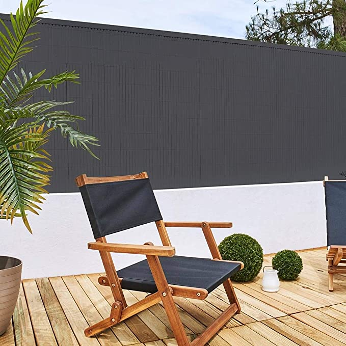 Catral 42010034 Cañizo D/C, Antracita, 1000 x 3 x 80 cm: Amazon.es ...