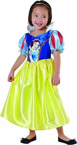Disney - Rubies - Disfraz de Blancanieves (Talla L): Amazon.es ...