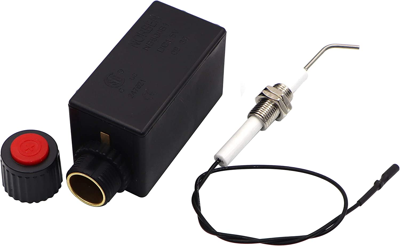 Ignition Spark Igniter Electronic 12VDC Manual Input 15kV Spark Output DXML12B