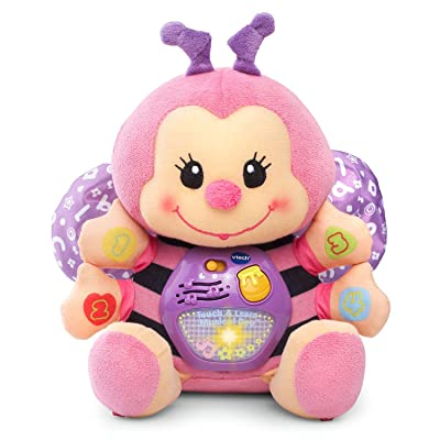 VTech Touch & Learn Musical Bee, Pink: Toys & Games