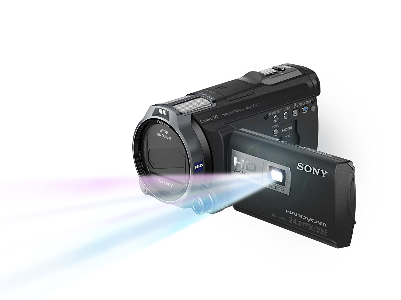 amazon com sony hdrpj710v high definition handycam 24 1 mp rh amazon com Digital Movie Camera Best Night Vision Camcorder