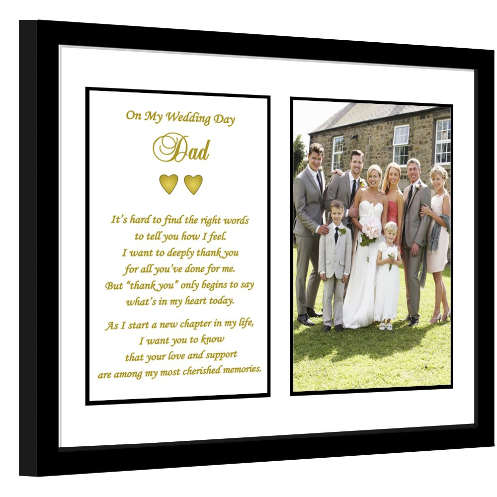 Amazon Father Thank You Wedding Gift Thank You Poem From Son