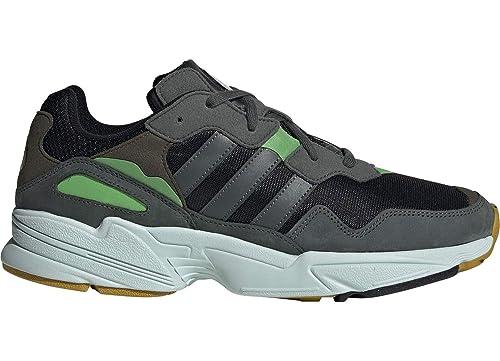 Adidas Yung-96, Zapatillas de Gimnasia para Hombre: Amazon.es: Zapatos y complementos