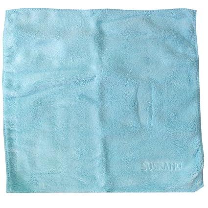 susisang 1 pieza 1212 (toalla de mano Bady lavado toalla micrómetro material muy suave y