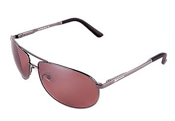 Rapid Eyewear - Altius - Gafas de sol estilo aviador con lentes polarizadas con tecnología óptica