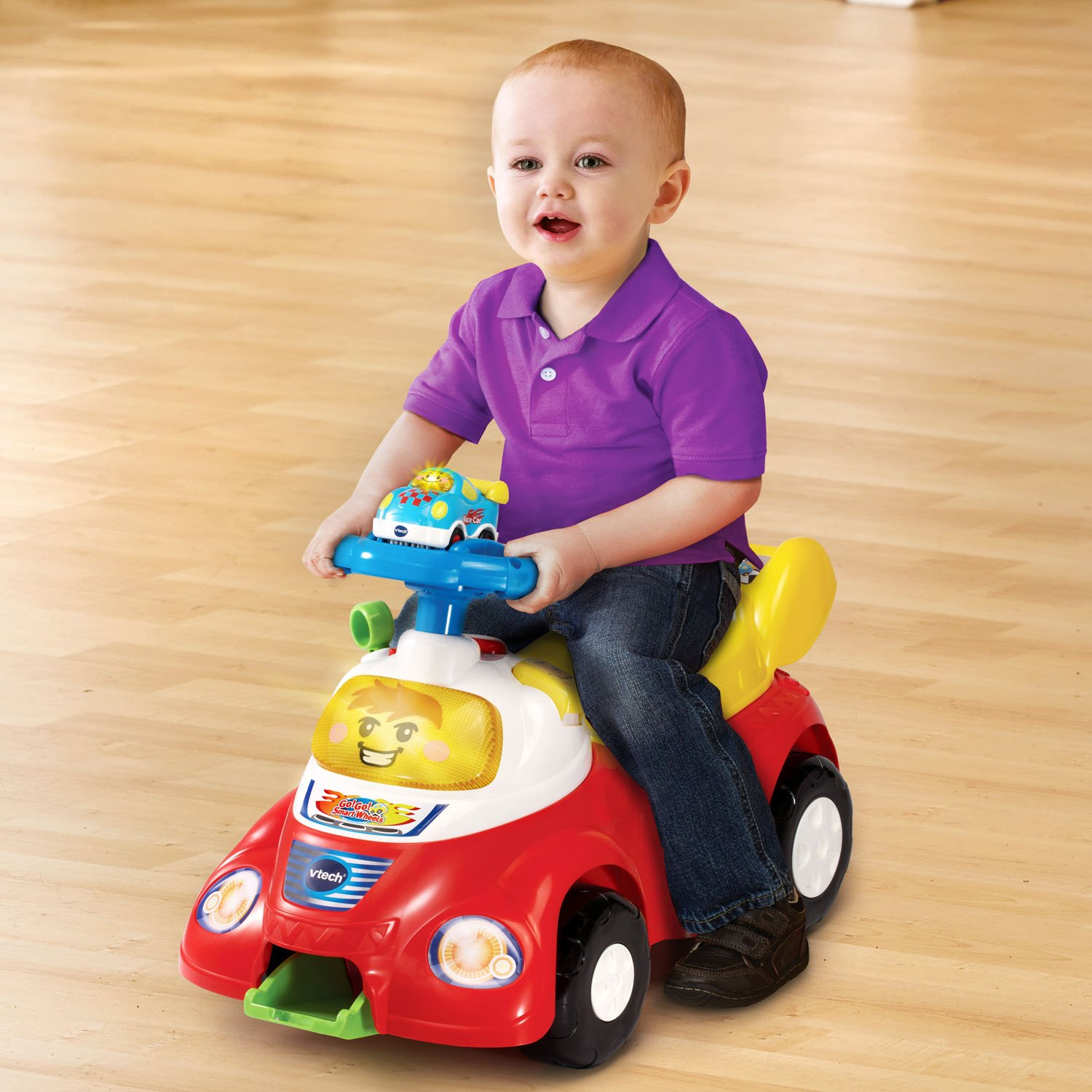 Amazon VTech Go Go Smart Wheels Launch and Go Ride