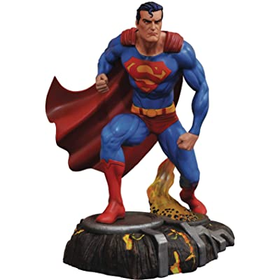DC Gallery Comic Superman Statue: Toys & Games [5Bkhe0501802]