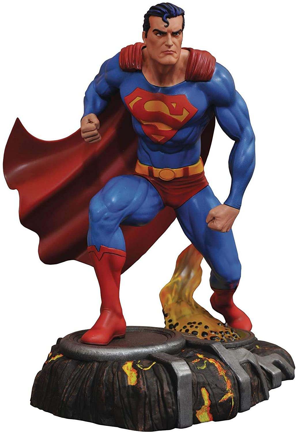 6cd17c04d6bb DC Gallery Comic Superman Statue
