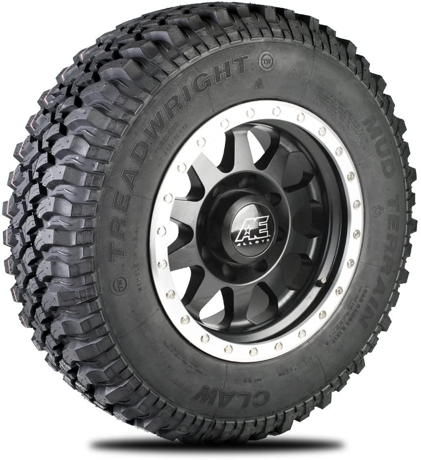 TreadWright CLAW M/T Tire - Remold USA