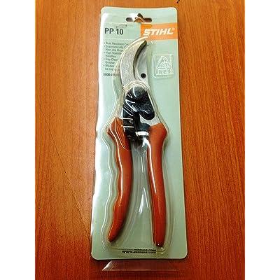 STIHL PP 10 PRECISION HAND PRUNER 0000-882-0704 : Garden & Outdoor