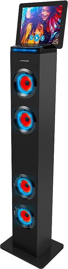 Amazon.com: Sharper Image SBT9BK Bluetooth Tower Speaker with