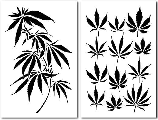Plantillas para pintar con diseño de camuflaje, para hacer ...