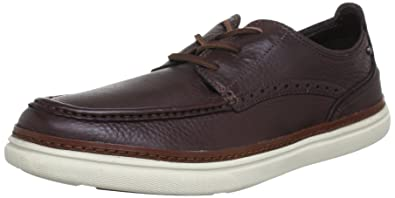 Rockport Men's CV2 MOC LOW Trainers Brown Size: 8 5: Amazon co uk