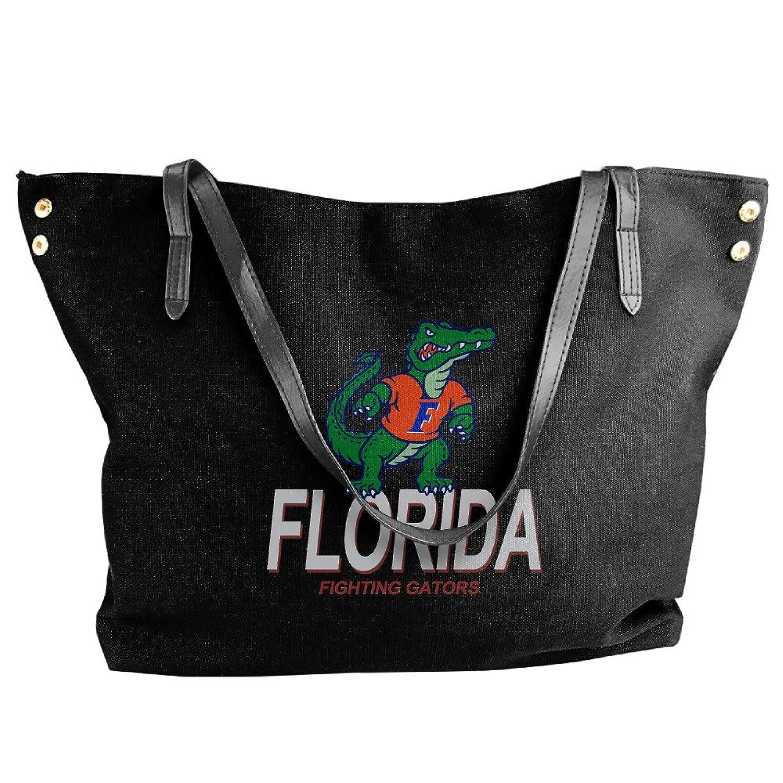NCAA Florida Fighting Gators UF UFL Logo Handbag Shoulder Bag For Women