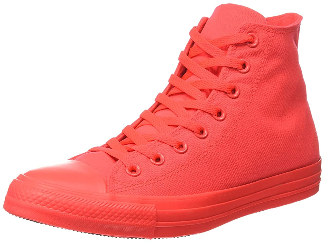 Converse Unisex hohe Turnschuhe 150523C All Star Hallo Crimson