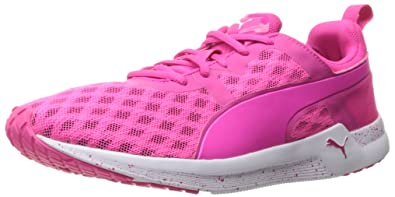 PUMA Women s Pulse xt v2 ft WNS Cross-Trainer Shoe Pink Glow White 5c9da9be1