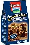キタノ商事 ローカー クワドラティーニ チョコレート 125g