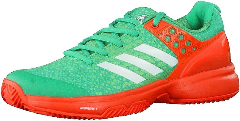 Adidas Adizero Ubersonic 2 BB4812-: Amazon.es: Zapatos y complementos