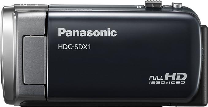 Panasonic Hdc Sdx1eg9 H Full Hd Camcorder 2 7 Zoll Kamera