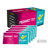 Amazon Price History for:Care Check Pregnancy HCG Test, 30 Urine Pregnancy Test Strips