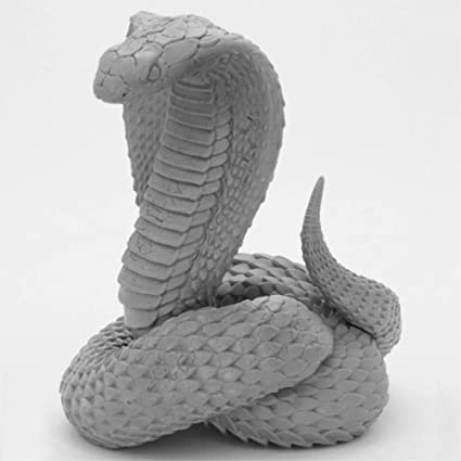 Amazon.com: Reaper Mini King Cobra - Deluxe Boxed Set #44103 Bones ...