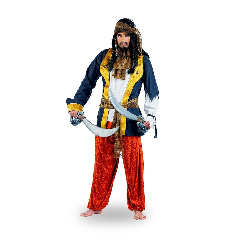 Pirate Gypsy Fancy Dress Costume