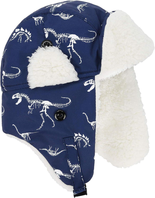Zando Baby Mittens for Baby Boys Sherpa Lined Fleece Kids Winter Warm Gloves for Baby Boy Baby Girl