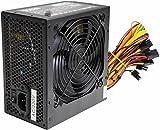 Silence 500W ATX PC Power Supply PSU With 12CM Silent Fan And SATA / 24 PIN / 4 PIN / MOLEX