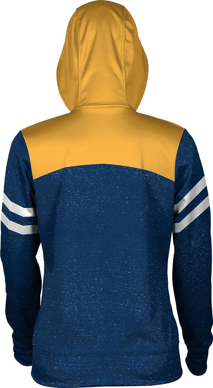 School Spirit Sweatshirt ProSphere Queensborough Community College Girls Pullover Hoodie Gameday