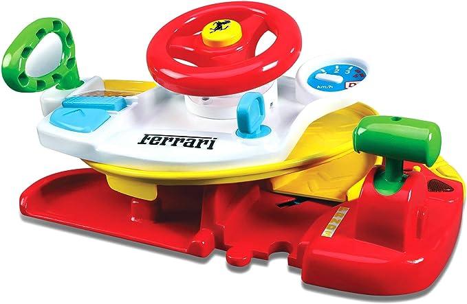 Amazon.com: BB Junior Play & Go Ferrari Dash N Disco 2 ...