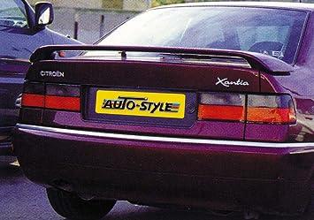 AutoStyle is0404 Alerón Trasero, para Citroen Xantia Activa, Alto: Amazon.es: Coche y moto