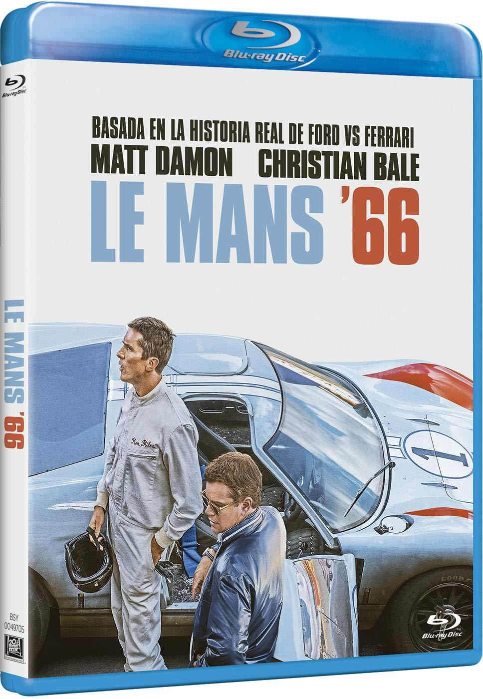 Le Mans 66 Amazon De Dvd Blu Ray